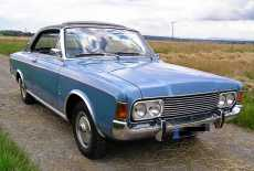 Ford Taunus 26M Hardtop Coupe