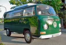 VW Bus T2a Westfalia