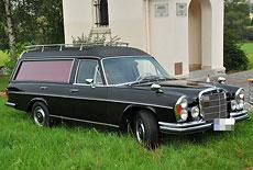 Mercedes-Benz 280S Bestattungswagen