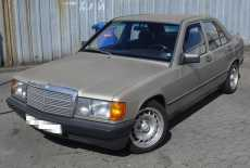 Mercedes-Benz W201 190E Rat Look