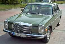 Mercedes-Benz 115 Strich 8