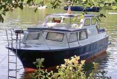 Ernst Riss Seestern LX Kajütboot