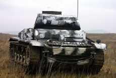 Panzerkampfwagen II Nachbau