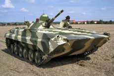 Schützenpanzer BMP-1