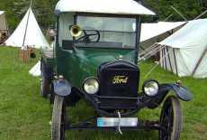 Ford Model T - TT
