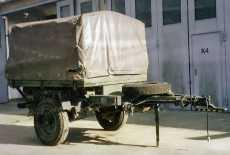 Spezialhängerbau Bornsen Lastpritsche