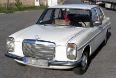 Mercedes-Benz W115 200D