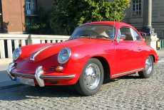 Porsche 356 B Coupe