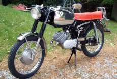 Zündapp KS 50 SuperSport
