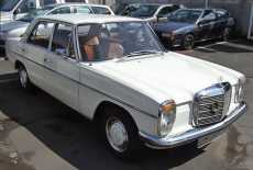Mercedes-Benz 230 W114 Strich 8