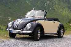 VW Käfer Cabriolette