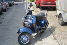 oldtimer vespa roller gespann von 1991 mieten 9032 film. Black Bedroom Furniture Sets. Home Design Ideas