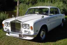 Rolls-Royce Silver Shadow 1