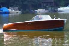 Riva Timossi Motorboot