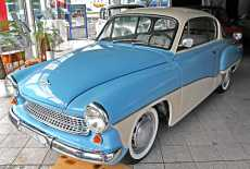Wartburg 311-3 Coupe