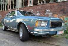 Chevrolet Monte Carlo Coupe