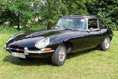 Jaguar E-Type 2+2 Serie 1