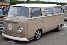 VW Bus T2a Bulli