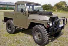 Land Rover Lightweight Serie III