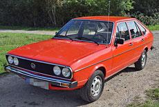 VW Passat LS