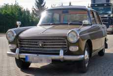 Peugeot 404 Super Luxe