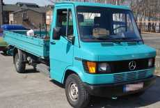 Mercedes-Benz 308D Pritsche Transporter