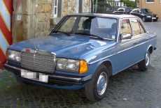 Mercedes-Benz W123 200