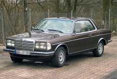 Mercedes-Benz W123 280 CE