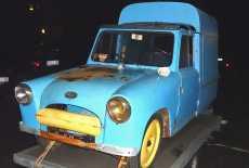 Mochet CM125 Camionette