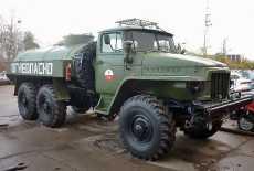 Ural 375 Tankwagen