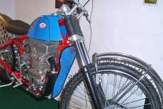 Jawa Eisspeedway Motorrad