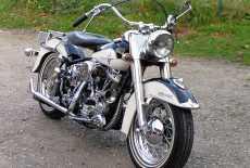 Harley Davidson 1200 Duo Glide