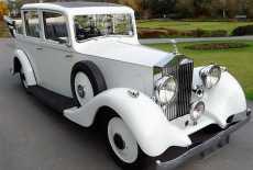 Rolls-Royce 25-30 Landaulet