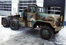 Kaiser Jeep M52A2 5-Tonner Tractor Zugmaschine