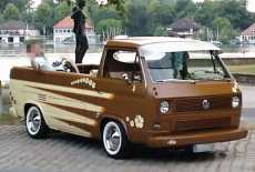 VW T3 Bus Pickup