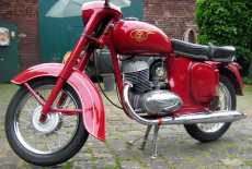 Jawa CZ 455