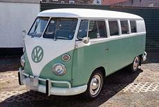 VW T1 Bus Bulli