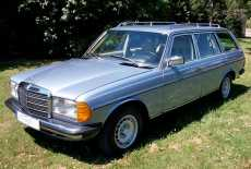 Mercedes-Benz W123 230TE