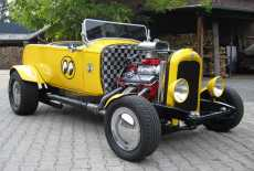 Citroen Hot Rod