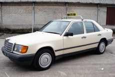 Mercedes-Benz W124 Taxi