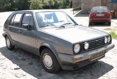 VW Golf 2 Syncro