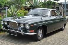 Jaguar 420G Big Saloon