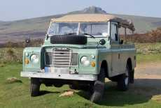 Land Rover Serie III 109er