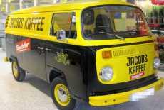 VW T2 Transporter Kastenwagen
