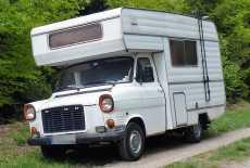 Ford Transit Diesel MK1