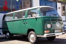 VW Bus T2a Bully