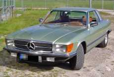 Mercedes-Benz 450 SLC C107