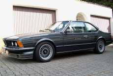 BMW Alpina B7 Turbo