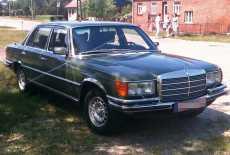 Mercedes-Benz 450 SEL (W116)