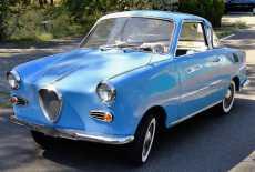 Glas Goggomobil Coupe TS 250